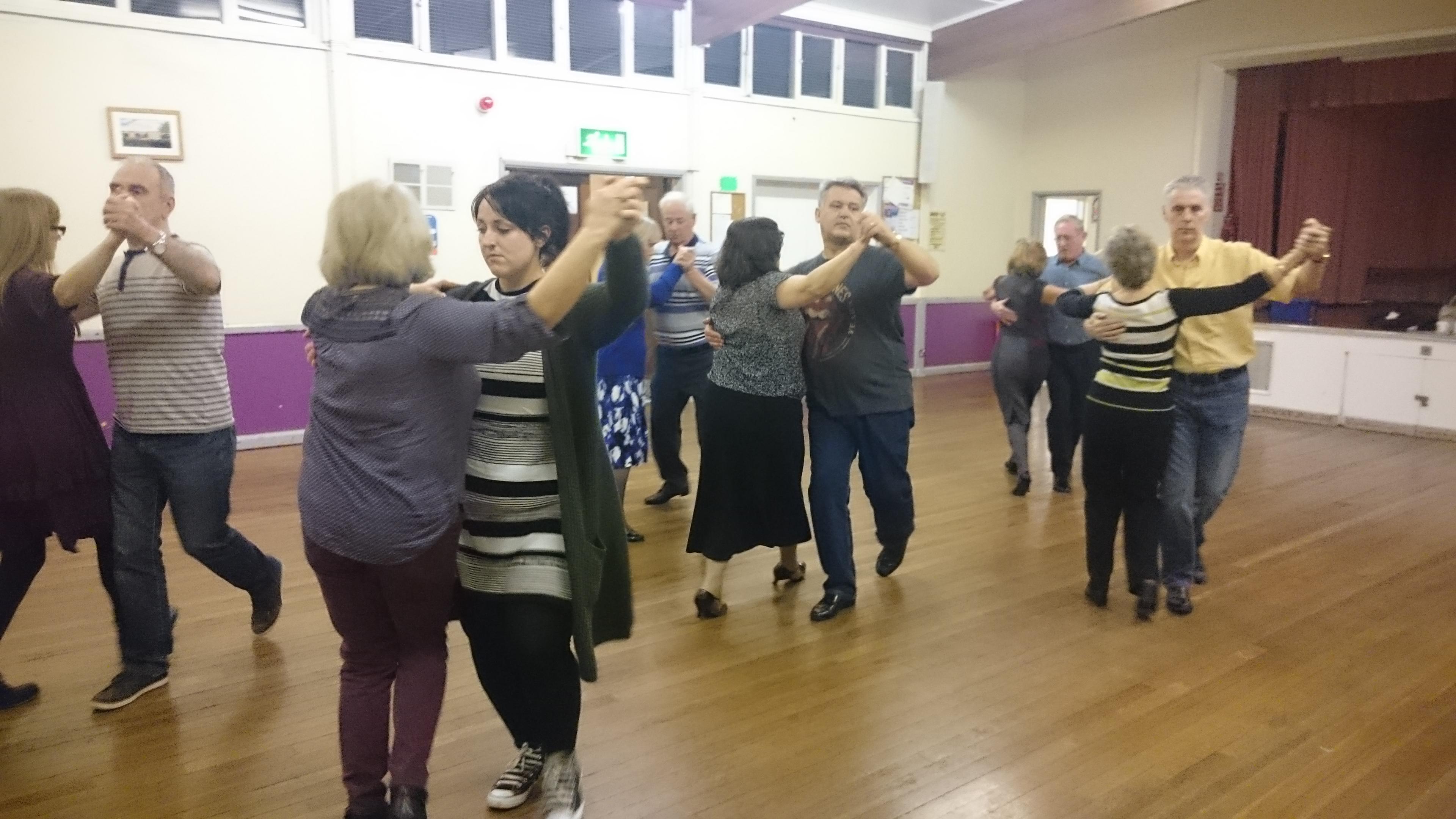 Adult Ballroom and Latin